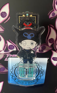 Ryoma Hoshi Trial Stand
