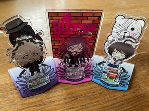 Despair Girls Trio Trial Stands