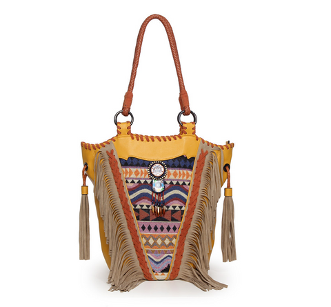 Hippie's Bag; Bag Topic ; Boho Bag