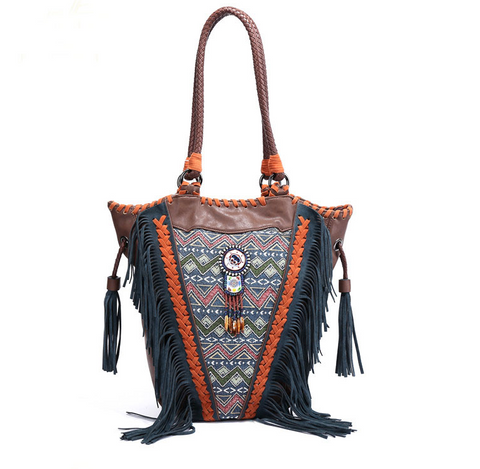Boho Bag; Hippie Bag; Party Bag; Bag Topic