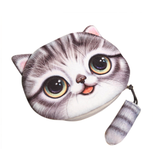 Hello Milo- Coin Purse/Pencil Purse - Bag Topic