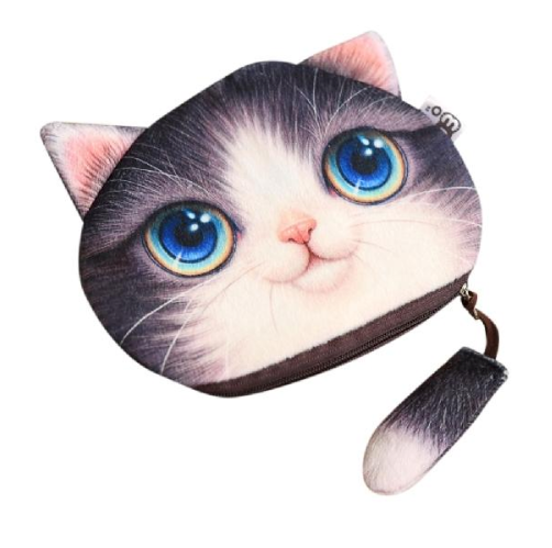 Hello Bella - Coin Purse/Pencil Purse - Bag Topic