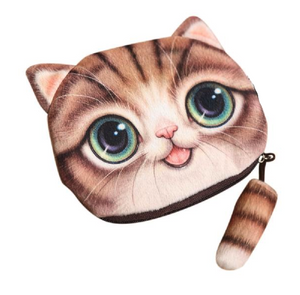 Hello Molly - Coin Purse/Pencil Purse - Bag Topic