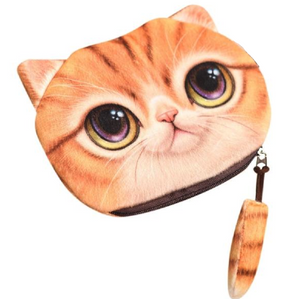 Hello Missy - Coin Purse/Pencil Purse - Bag Topic