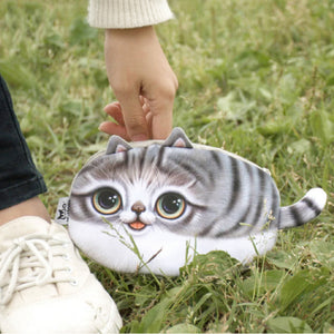 Hi Kitty- Coin Purse/Pencil Purse - Bag Topic