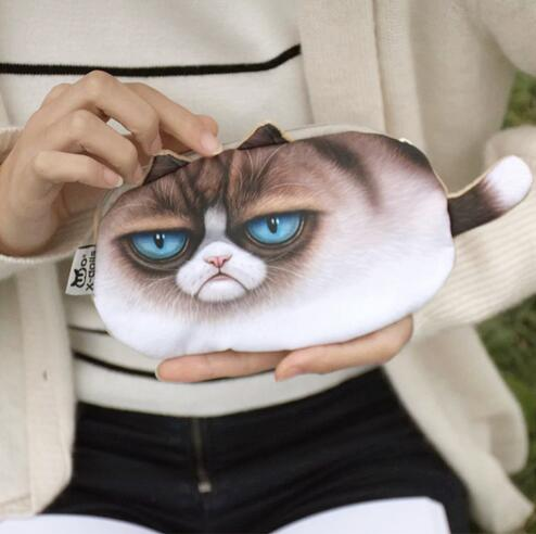 Hi Smokey - Coin Purse/Pencil Purse - Bag Topic