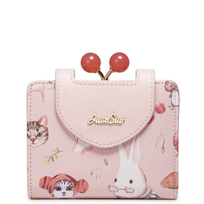 Cherry Love Wallet - Bag Topic
