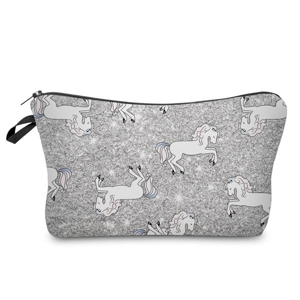 Unicorn Super Multi Bag-Gray - Bag Topic