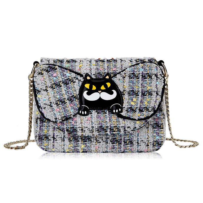 MR. Kitty - Shoulder Bag - Bag Topic