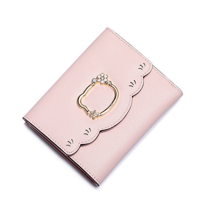 Lady Kitty Wallet - Bag Topic