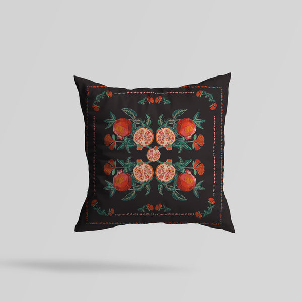 Parajanov Velvet Cushion