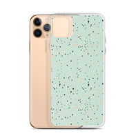 Micro Dot Print iPhone Case
