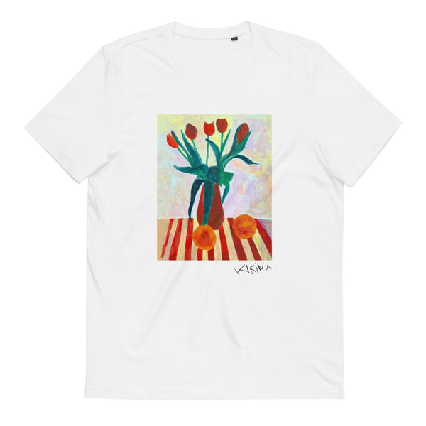 Tulip Naturmort Sustainable Tee