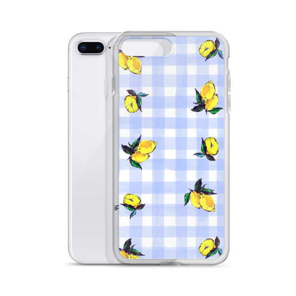 Lemon Print iPhone Case
