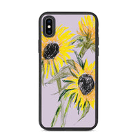 Sunflower Biodegradable phone case