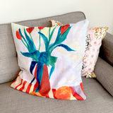 Naturmort. Throw Pillow Case