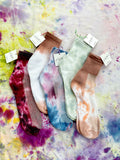 Tie-Dye Socks to Match your Top