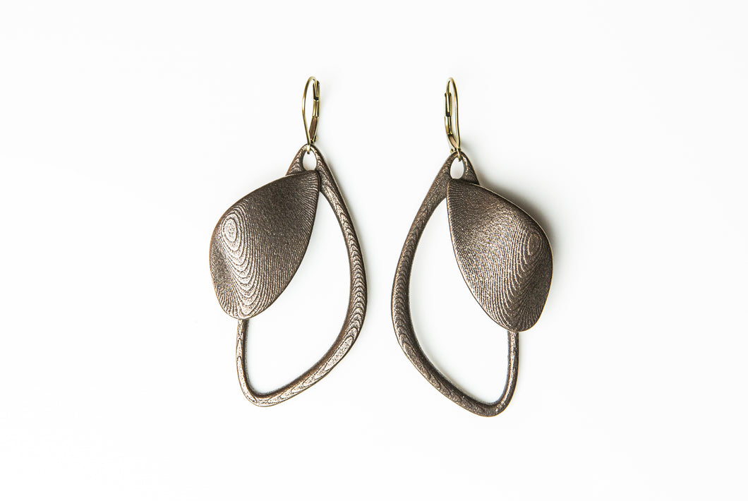 Thecla Steel Earrings