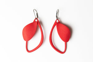 Thecla Nylon Earrings