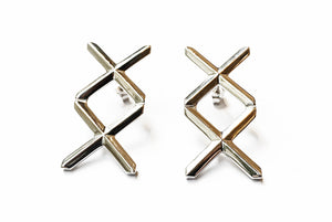 XX Earrings Bold