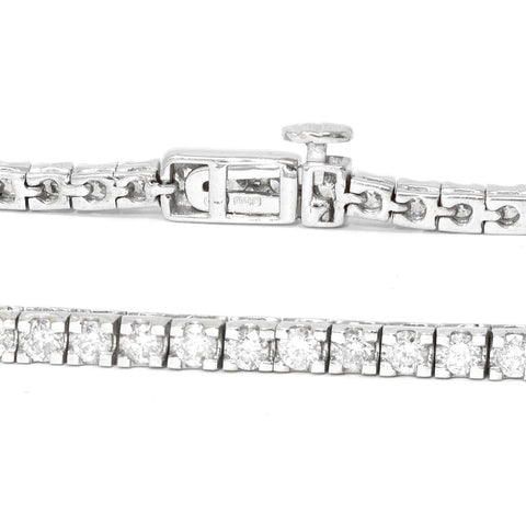 2 CARAT DIAMOND BRACELET - G&S Diamonds