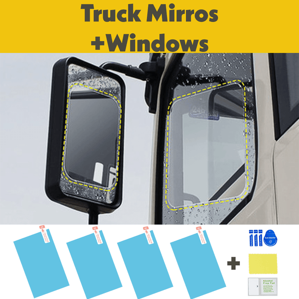 Wing Mirror Film For All