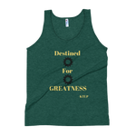 Destined For Greatness Unisex Tank Top