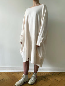 Librium Big Shirt Sweater Dress