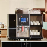 Melitta Cafina XT4 Professional Coffee Machine - with cup warmer and milk cooler