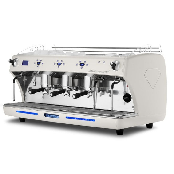 Expobar Diamant 2 Group PID Multi Boiler Espresso Machine