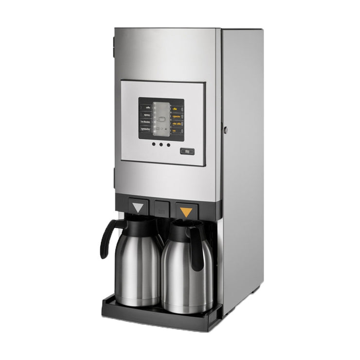 Bravilor Bonamat Bolero Turbo 403 Coffee Machine with reusable flasks