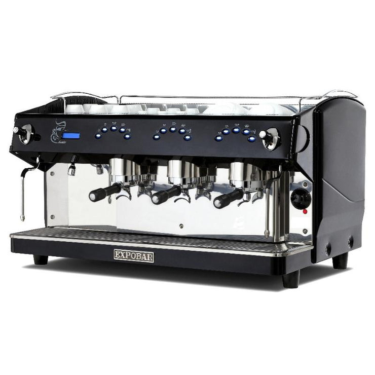 Expobar Rosetta Display Control 3 Group Coffee Machine