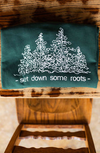 """Set Down Some Roots"" Crew"