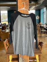 Load image into Gallery viewer, Roots Brew Shop Baseball Tee's