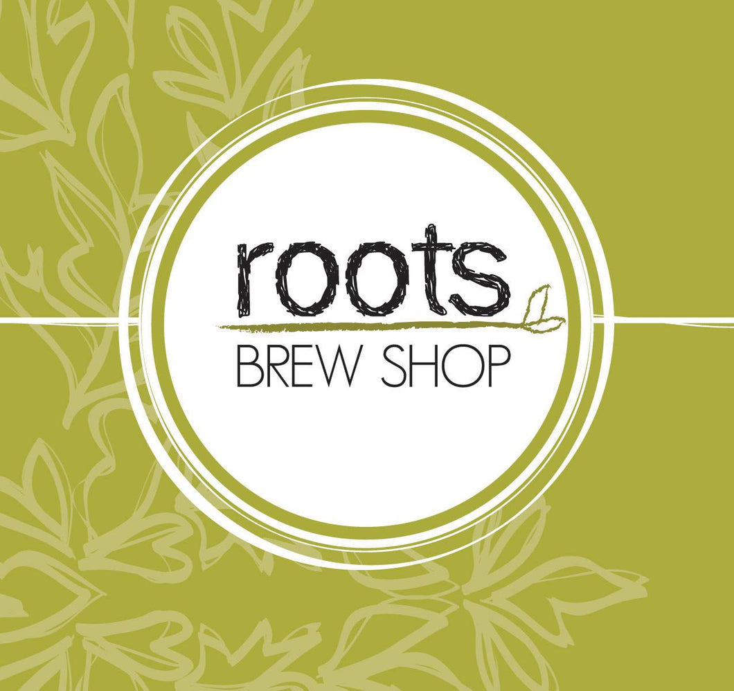 Roots Brew Shop Gift Card