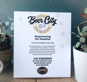 Beer City Dog Biscuit Bundle