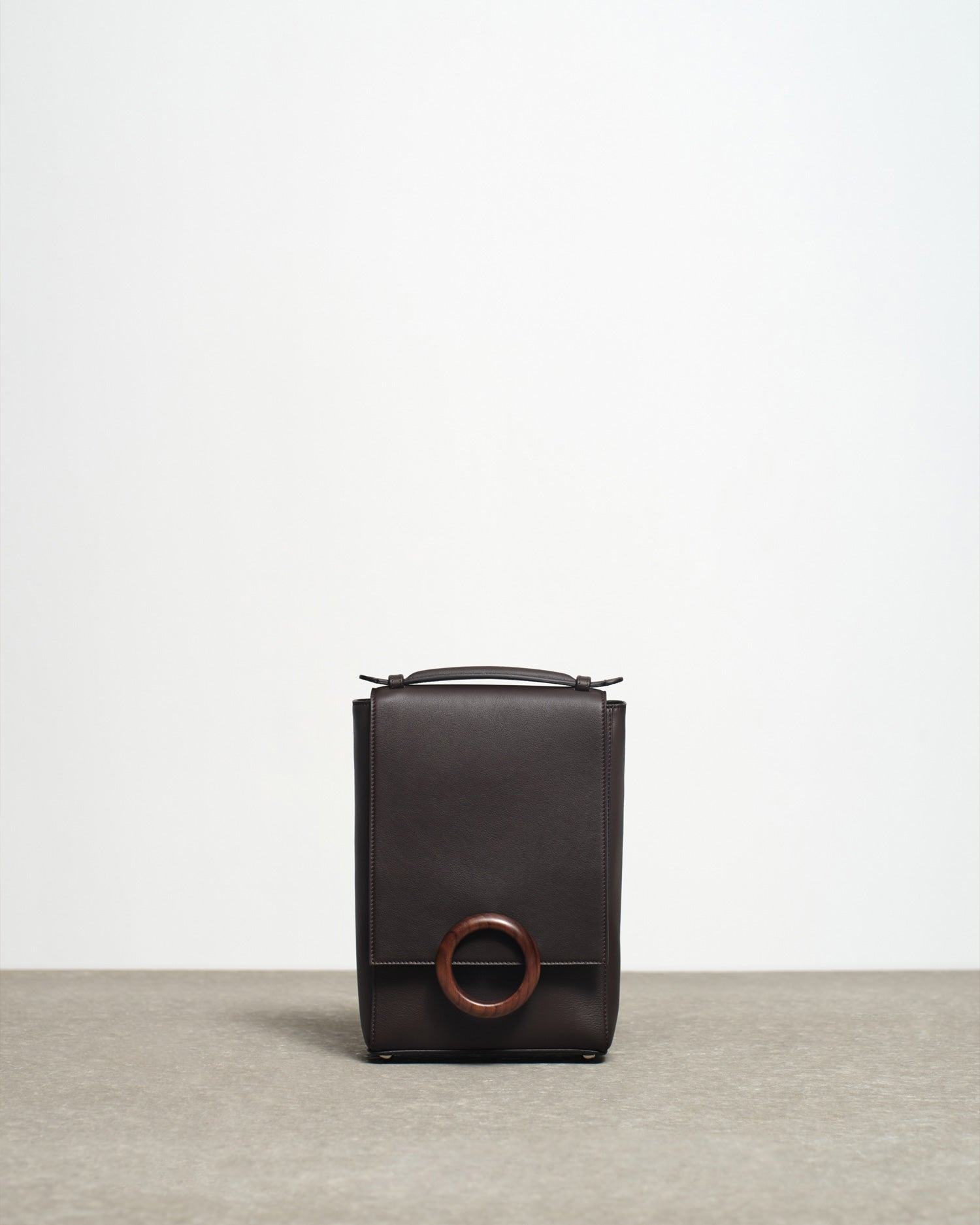 Jane St. Crossbody - Cacao Brown