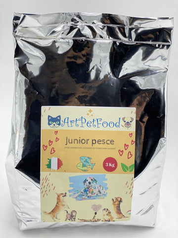 Junior  Pesce Monoproteico - artpetfood