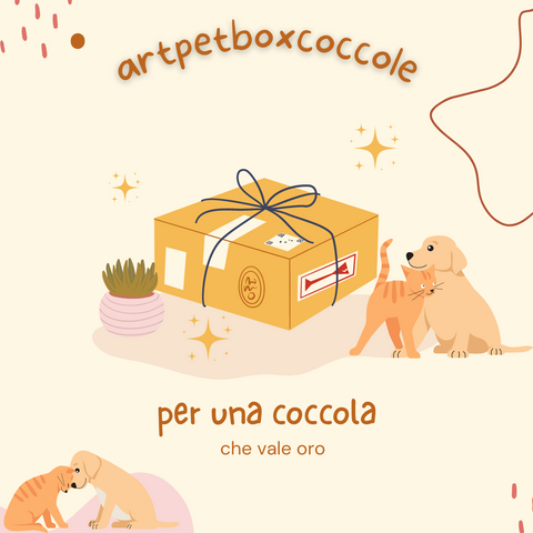 ARTPET BOX COCCOLE