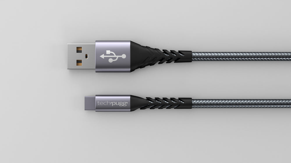 Techpugg USB Type C Charging Cable