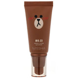 MISSHA M Perfect Cover BB Cream (Line Friends Limited Edition) asian korean skincare montreal toronto canada thekshop thekshop.ca natural organic vegan cruelty-free cosmetics 23