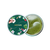 JAYJUN EYE GEL PATCH - Green Tea - 1PACK (60PCS) asian korean skincare montreal toronto canada thekshop thekshop.ca natural organic vegan cruelty-free cosmetics
