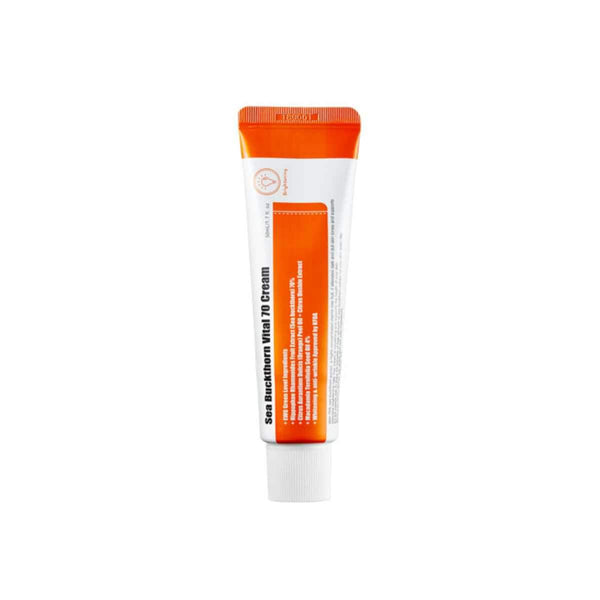 PURITO Sea Buckthorn Vital 70 Cream Canada Montreal Best Korean Asin Skincare Cream