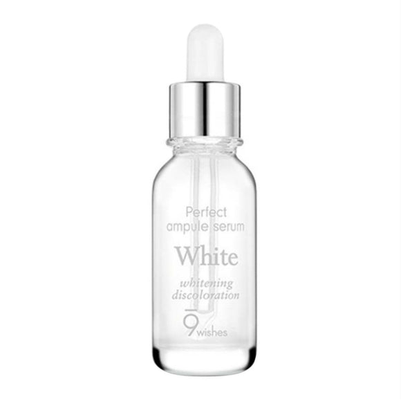 9Wishes Miracle White Ampule Serum asian korean skincare thekshop thekshop.ca montreal toronto canada natural organic vegan cruelty-free cosmetics
