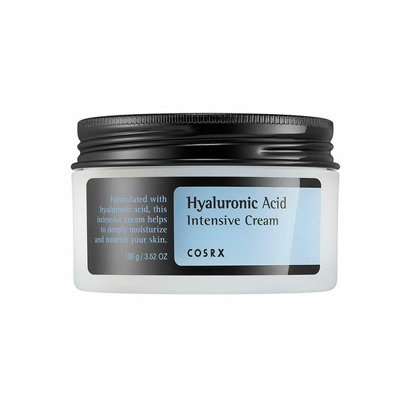 COSRX Hyaluronic Acid Intensive Cream 100ml asian korean skincare montreal toronto canada thekshop thekshop.ca natural organic vegan cruelty-free cosmetics