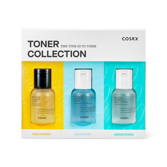 COSRX Toner Collection - FIND YOUR GO-TO TONER