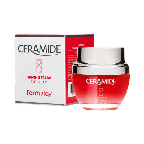 Farm Stay (FarmStay) Ceramide Firming Facial Cream Asian Korean Cosmetics Skincare skin care Canada Montreal Toronto GTA thekshop