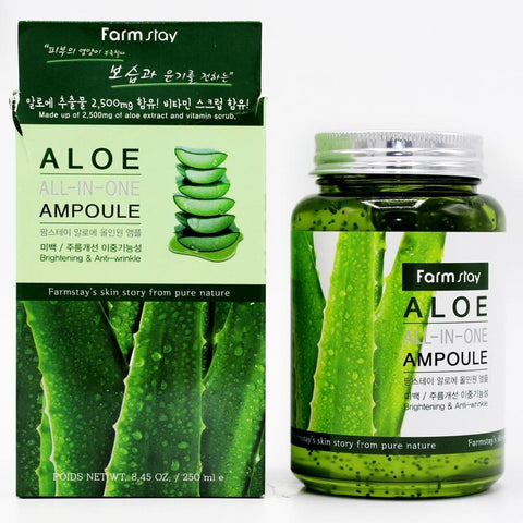 Farm Stay Aloe All in One Ampoule