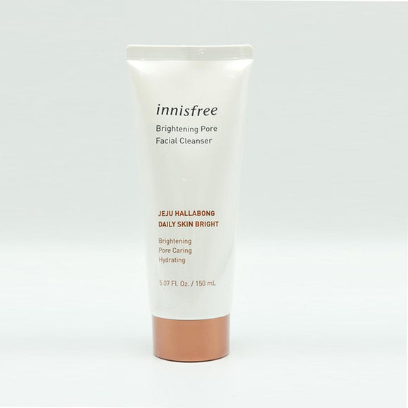 Innisfree Brightening Pore Facial Cleanser Canada Korean Asian Skincare thekshop