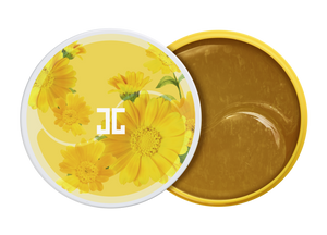 JAYJUN CALENDULA TEA EYE GEL PATCH asian authentic genuine original korean skincare montreal toronto canada thekshop thekshop.ca natural organic vegan cruelty-free cosmetics